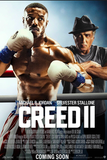 The Cover art of Creed Two.