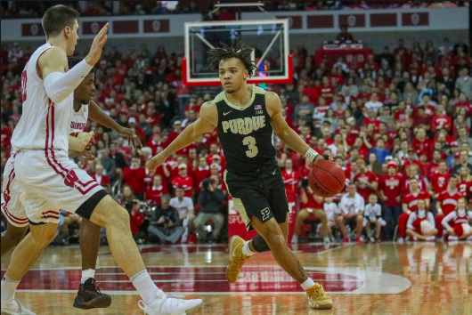 The Best Player in College Basketball this season Carsen Edwards!