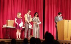 AP English students honored during Awards Program