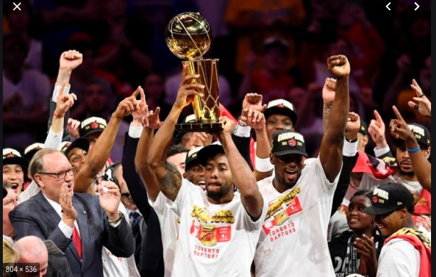 How the Raptors cheated in the NBA Finals.