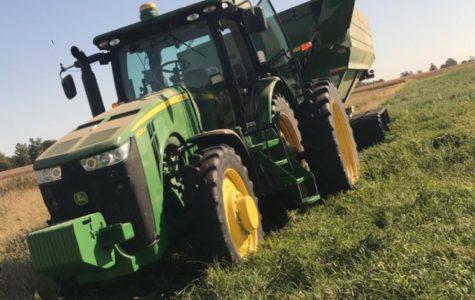 Fall Break Farming