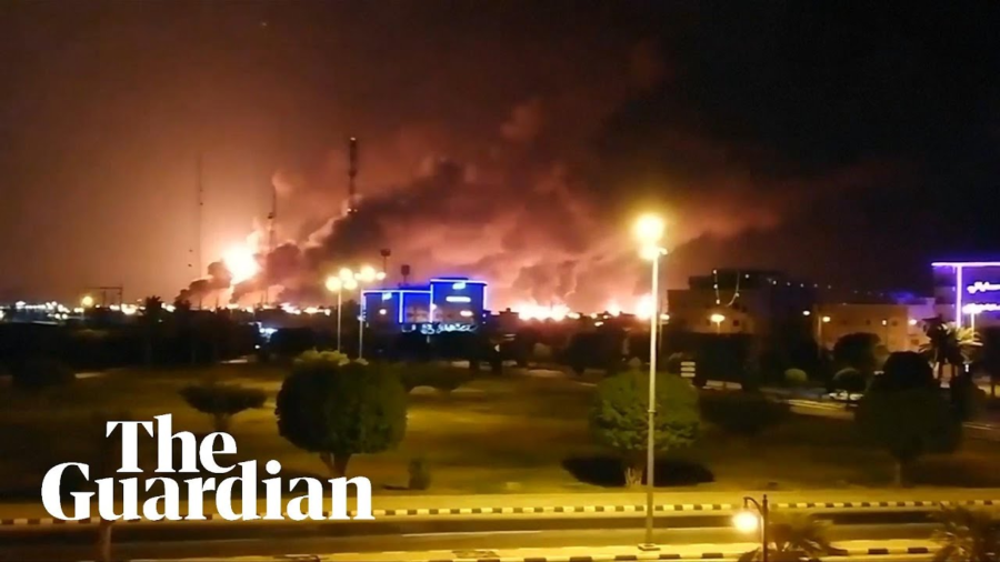 Oil Bombing