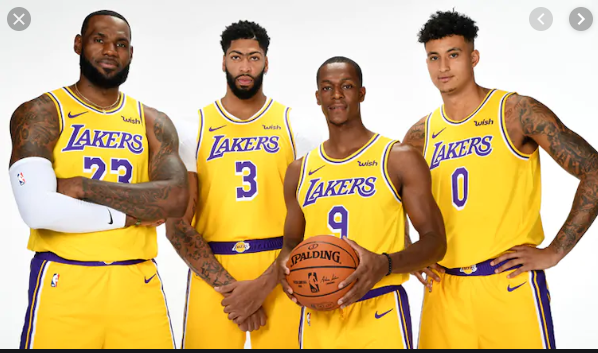 The Los Angeles Lakers are the Best Basketball Team in the World