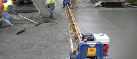 Concrete Finisher