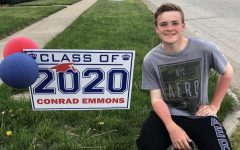 Senior Signs from Cass of 2020: Emmons, Hankee, Hensley, Morrison, Shafer
