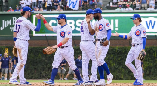 The Chicago Cubs are Rollin'