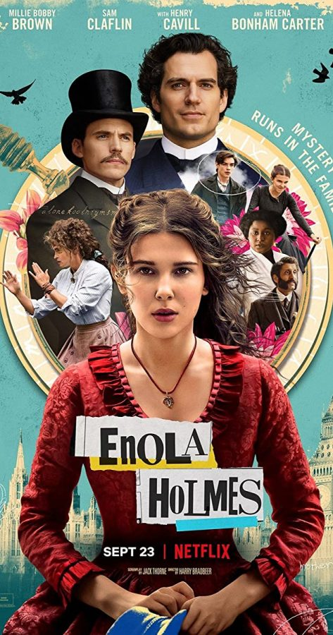 Is Enola Holmes As Thrilling As Sherlock Holmes?
