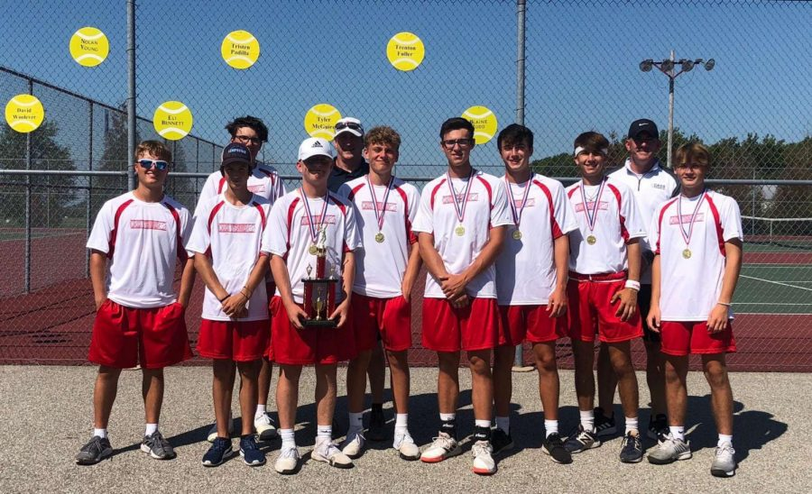 Lewis Cass Boys' Tennis Season So Far
