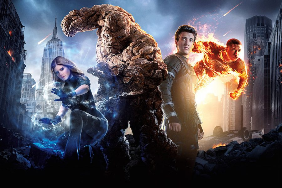 The Catastrophe of Fantastic Four (2015)