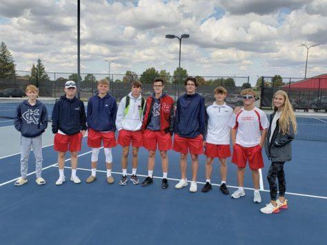 The Lewis Cass Boys Tennis Season