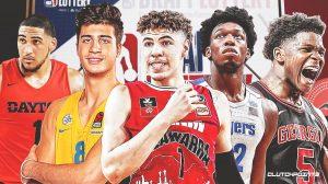NBA Draft 2020 Review