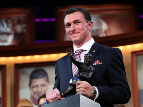 The Legend of Johnny Football