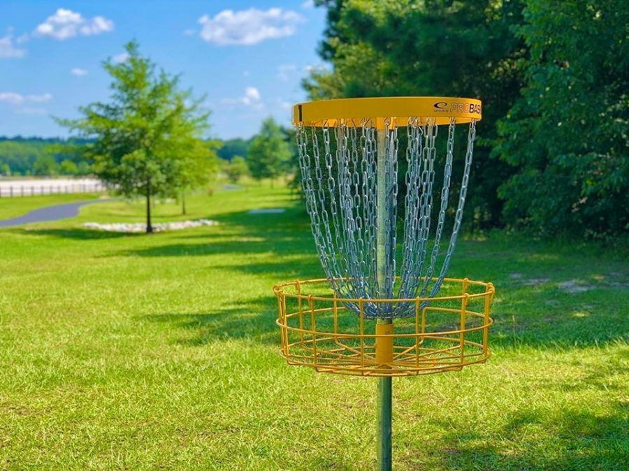 Disc Golf Hits Russiaville