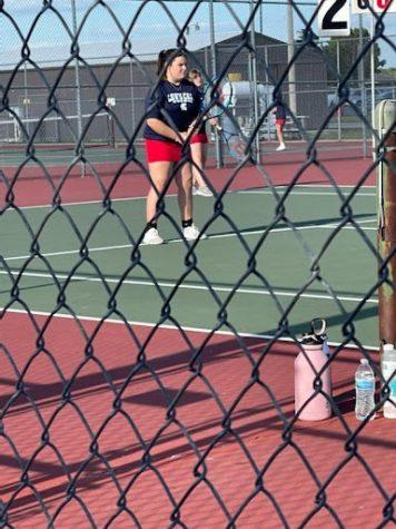 Coed Junior High Tennis Season
